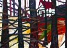 Lucius Pax : Medium Sized Painting 2005 1 : Torres Daxler : oil on linen : 150 x 100 cm : untitled